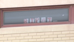 Signs at McHenry County Jail Read 'RIP AJ'