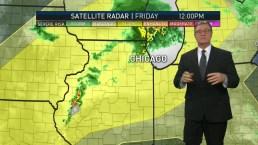 Friday Evening Weather Forecast