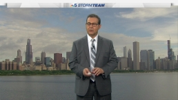 Chicago Weather Forecast: Rain Ending Early