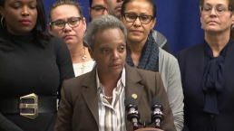 Mayor Lori Lightfoot Expresses Disappointment After Strike Vote