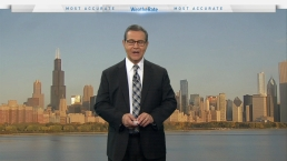 Chicago Weather Forecast: Sunny and Chilly Start