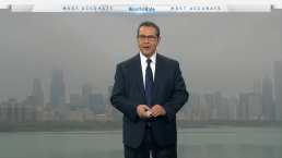 Chicago Weather Forecast: Gray and Damp Start