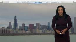 Chicago Weather Forecast: Blustery Beginning