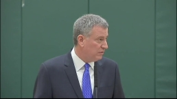 Bill de Blasio Won't Endorse Rahm