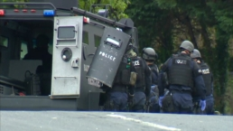 RAW VIDEO: Baltimore SWAT Team Carries Off Suspect