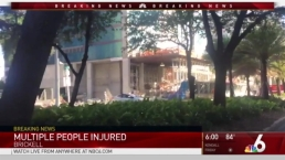 Multiple Injuries After Construction Collapse in Brickell
