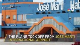 Plane Crashes In Havana After Take-Off
