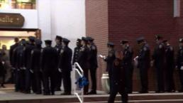 Wake Begins for NYPD Detective Killed in Robbery