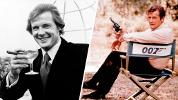 Sir Roger Moore, James Bond, Dies at Age 89