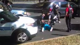 Exclusive Video: Deadly Charlotte Police Shooting