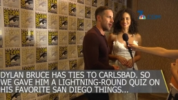 NBC's 'Midnight Texas' Stars Answer Questions at Comic-Con