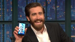 'Late Night': Jake Gyllenhaal and Ryan Reynolds FaceTime