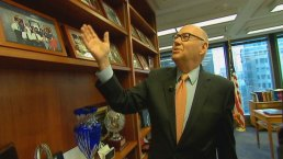 Retiring Judge Shares Stories From Behind the Bench