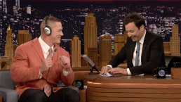 'Tonight Show': Whisper Challenge With John Cena