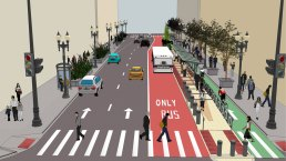 Bus Rapid Transit Heads for Chicago's Loop