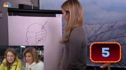 'Today' Hosts Try to Guess What Olympians are Drawing