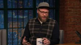 'Late Night': Seth Rogen's New Movie Honors 'The Room'