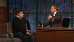 'Late Night': Mike Myers Talks About His Intense Love of Soccer