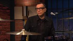 'Late Night': Fred Armisen Judges a Book By Its Cover
