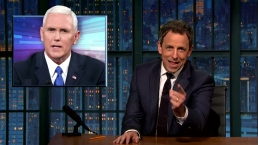 'Late Night' Look at Trump and the GOP Crack-Up