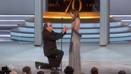 Marry Me? Surprise Proposal Highlights Emmys Night