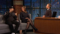 'Late Night': Mariska Hargitay, Ice-T Reflect on 'SVU'