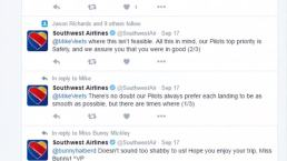 Airlines Reading, Responding to Social Media Rants