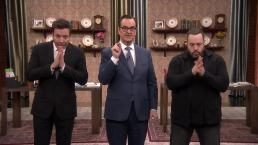 'Tonight': Spring Pratfall Contest With Kevin James