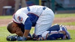 Cubs Fall to Mets