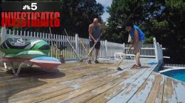 Homeowners Say Deck Product is Damaging Backyard Investments