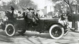 Inauguration Parade Vehicles Throughout History