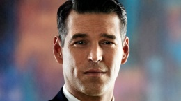 "Eddie Cibrian Gains Access to ""The Playboy Club"""