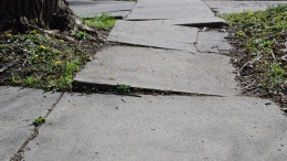The Simple Fix to Your Home's Uneven Concrete