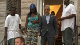 Rahm Visits Family of Slain 11-Year-Old Girl
