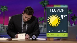 "Fallon ""Thank You Notes"": Florida, Butter Beer"