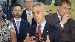 Mayor Not Concerned About Political Fallout from CPS Closures