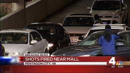 Man Fired Shot at Virginia Mall; Led Police on Chase Into DC