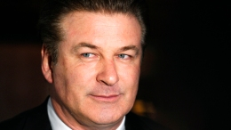 "Alec Baldwin Drops ""Rock of Ages"""