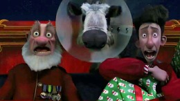 "New ""Arthur Christmas"" Trailer Finds Santa Running a Tight Ship"