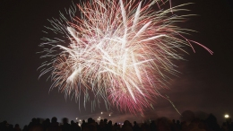 City Cancels Fireworks at 'Taste'