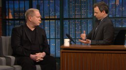 Darrell Hammond Recounts Playing Clinton on 'Saturday Night Live'