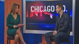 "Actor Jon Seda Talks ""Chicago PD"""
