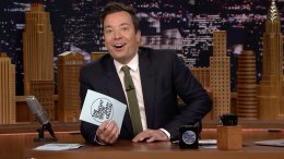 'Tonight Show': The Pros and Cons of Hosting a BBQ