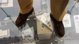 "Sears Tower Ledge:  ""It Was Like Jesus"""