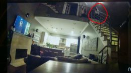 So-Called 'Creeper Ghost' Caught on Cam in Chicago Burglary