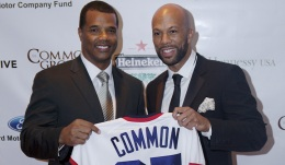 Common's Star-Studded Chicago Gala