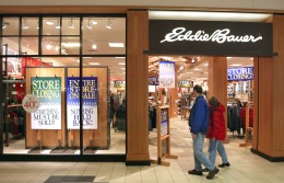 Eddie Bauer Files Chapter 11