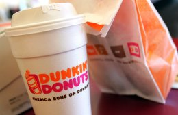 Missing Drinks at Dunkin' Donuts