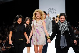 'Fresh Faces' Help Kick Off Fashion Focus
