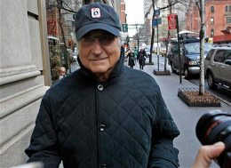 Judge Freezes Madoff's Assets, Toughens Home Detention